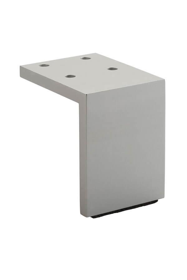 l shape cabinet leg